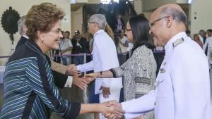 Dilma e os militares: promessas versus dados