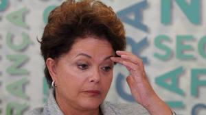 Dilma: medo de vaia