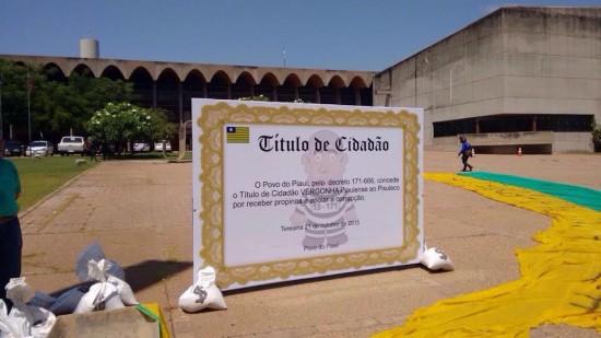 diploma Pixuleco