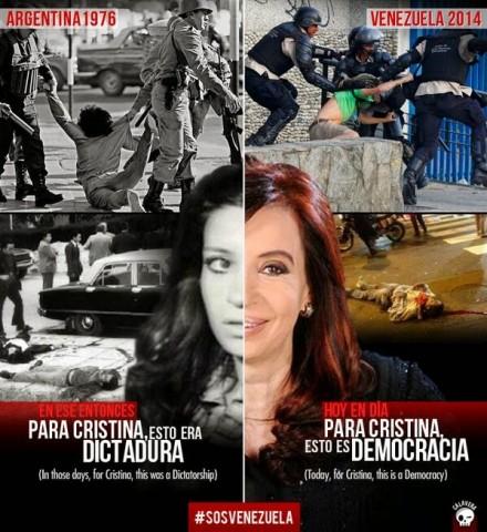 Ditadura-Democracia Cristina