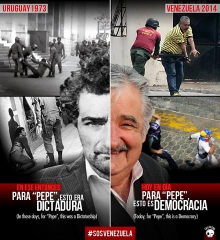 Ditadura - democracia - Pepe
