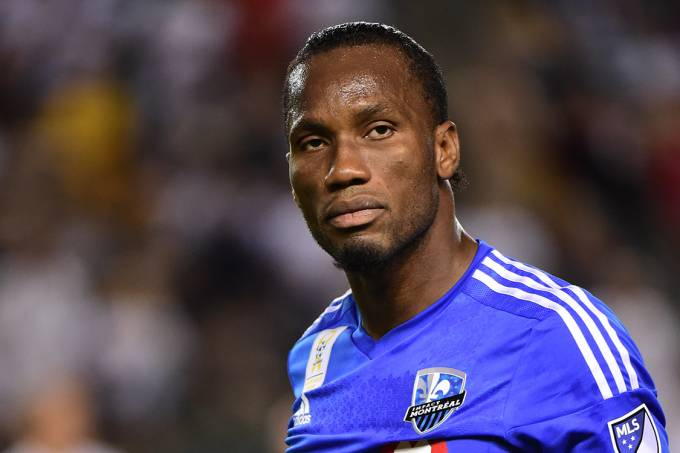Didier Drogba, do Montreal Impact