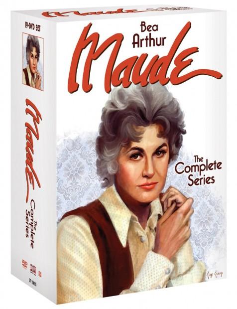 DVD Maude