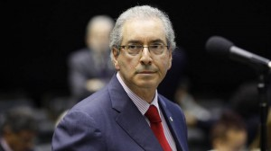 Reunião de Cunha com os candidatos a líder