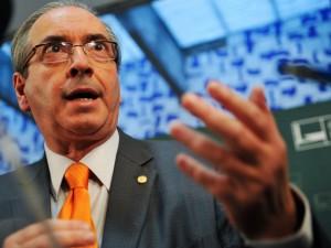 Cunha: convidado de solenidade no STF
