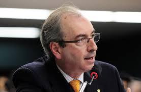 Eduardo Cunha: caça ao Falcão e defesa do rompimento