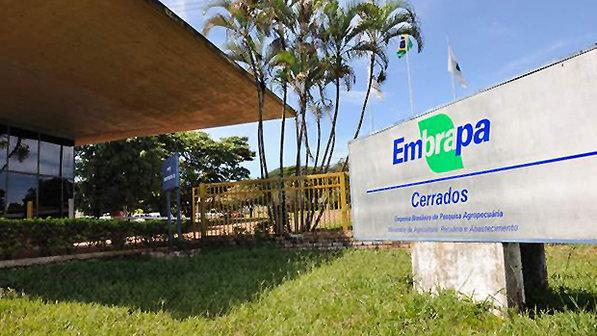 Sede da Embrapa Cerrados: um exemplo positivo num país que carece de investimentos em pesquisa e tecnologia
