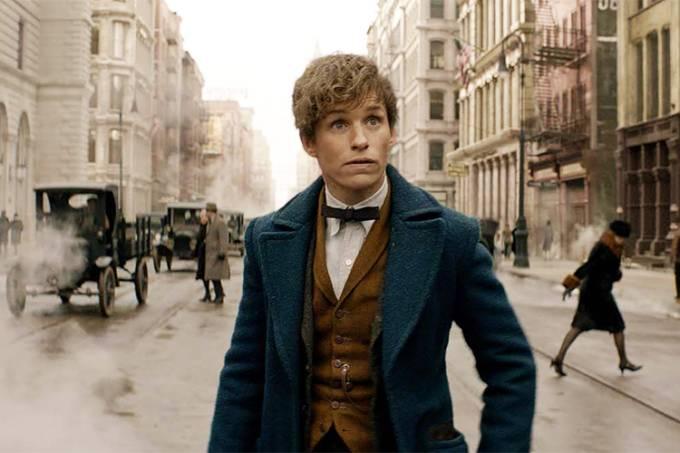 'Animais Fantásticos e Onde Habitam', filme da franquia Harry Potter