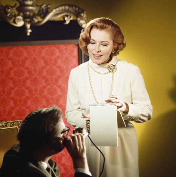 Eleanor em 'Bracken's World', 1969 (Foto: NBC/Arquivo)