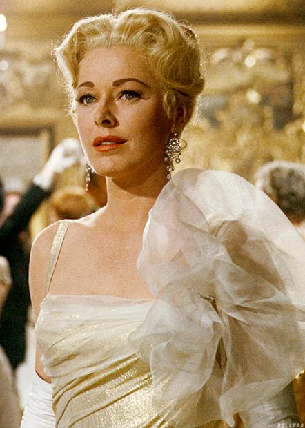 Eleanor como a Baronesa em 'A Noviça Rebelde' (Foto: 20th Century Fox/Arquivo )