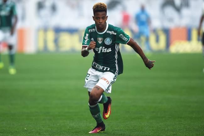 Campeonato Brasileiro - Corinthians x Palmeiras