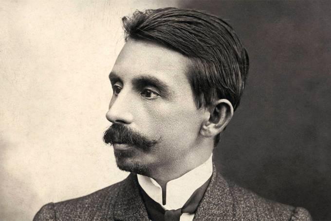 O escritor e jornalista brasileiro, Euclides da Cunha