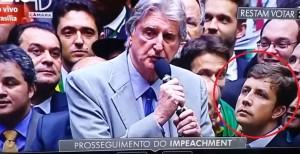 O ex-deputado federal e agora prefeito de Balneário Camboriú (SC), Fabrício Oliveira (PSB)