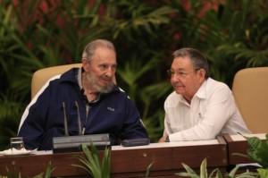 Fidel e Raul: a espera de Lula