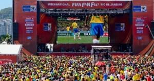 Fifa Fan Fest de Brasília