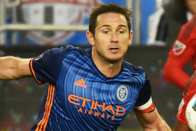 Frank Lampard, do New York City FC