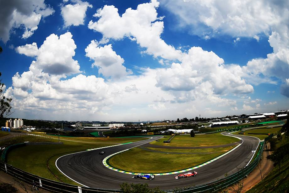 Primeiro dia de treino livre para o Grande Premio do Brasil de Formula 1 2016 realizada no Autódromo de Interlagos - 11/11/2016