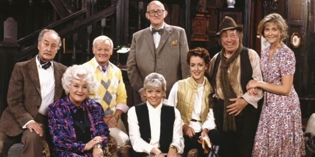 Elenco de 'Grace and Favour' (Foto: BBC/Arquivo)