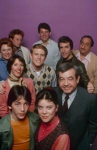 Elenco de 'Happy Days' (Foto: ABC/Arquivo)