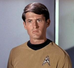 Bruce Hyde em 'Jornada nas Estrelas' (Foto: Reprodução)