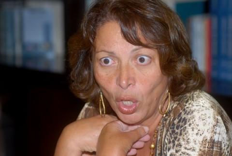 """Ideli Salvatti, a ministra das relações nada institucionais: """"Quem? Eeeuuu???"""""""
