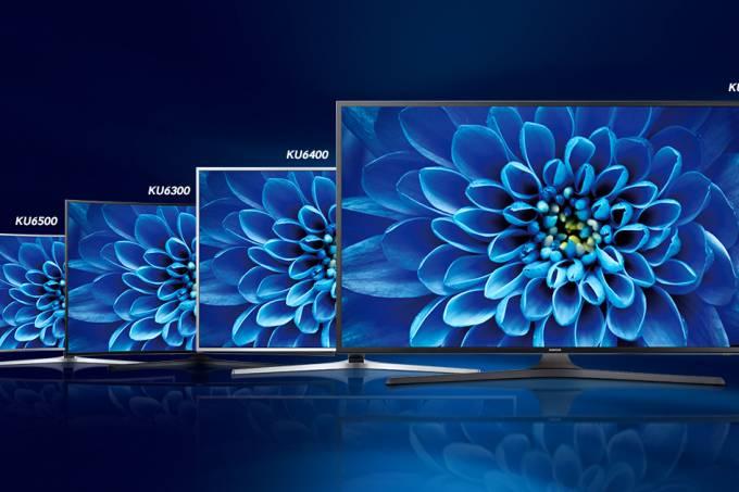 TVS UHDs da Samsung