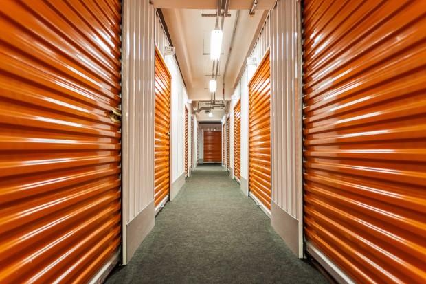 Espaços de armazenamento da Good Storage (Foto divulgação)