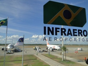 Infraero parou de pagar fornecedora de radares