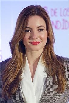Ivana Baquero (Foto: Carlos Alvarez/Getty)
