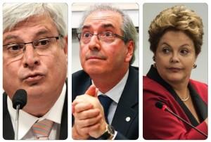 Janot Cunha Dilma