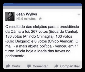 Jean sobre Cunha