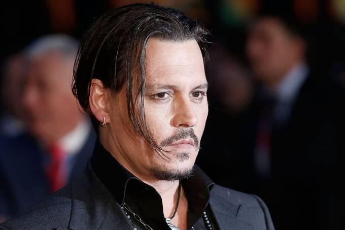 Johnny Depp comparece ao BFI – Festival de Cinema de Londres