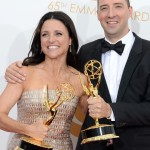 Julia Louis-Dreyfus e Tony Hale