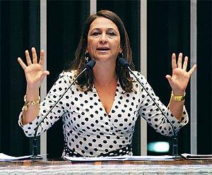 Kátia Abreu: polêmica na cobrança sindical