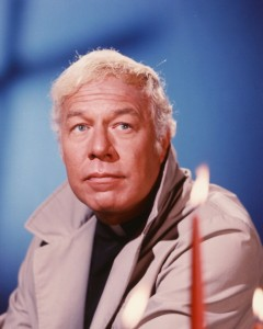 George Kennedy em 1980 (Foto: Silver Screen Collection/Getty)