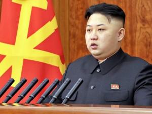 Kim Jong-un cabelo corte