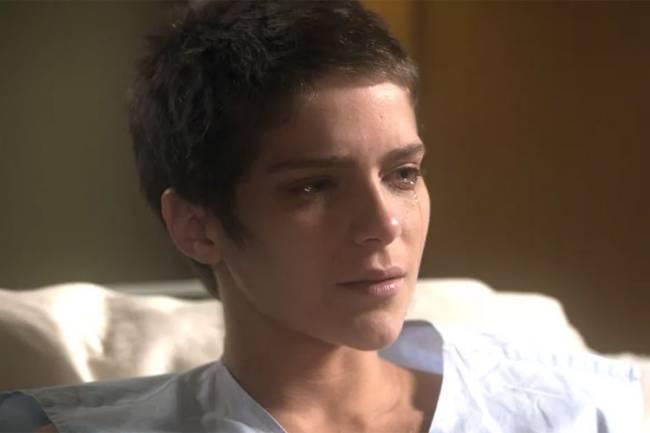 Letícia (Isabella Santoni), uma das personagens mais intragáveis de 'A Lei do Amor'