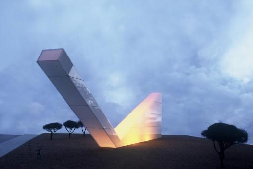 Monumento à Liberdade de Imprensa, de Gustavo Penna