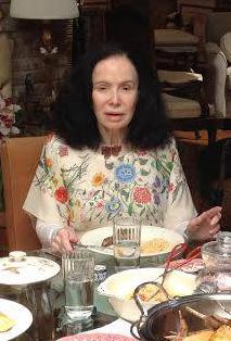 Linda em 2014 (Foto: Facebook da atriz)