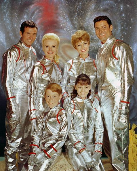 Elenco da série original de 'Perdidos no Espaço' (Foto: CBS/Arquivo)