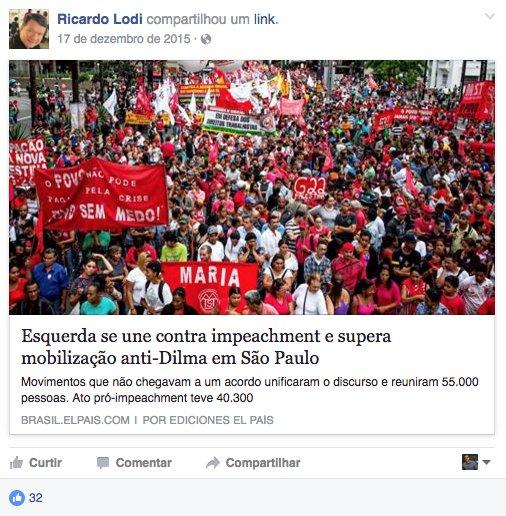 Lodi protesto