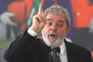 Lula: noite com empresários