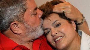Dilma gravou mensagem pelo aniversário de Lula
