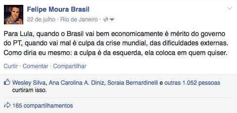 Lula economia