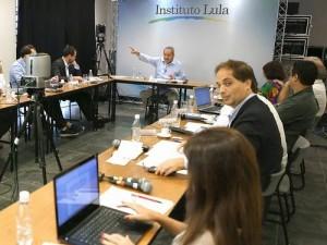 Lula entrevista dos camaradas