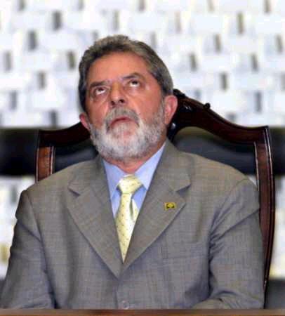 Lula recebe do Altíssimo os novos fundamentos da educação moral e cívica