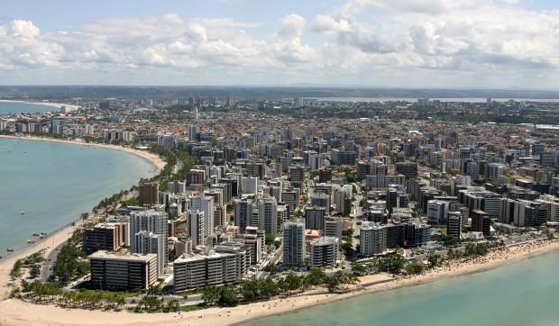 Maceió, a mais violenta do país segundo relatório do City Mayors (Foto Jannyne Barbosa)