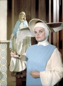Madeleine em 'A Noviça Voadora' (Foto: ABC/Arquivo)