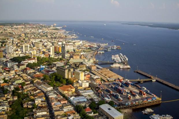 Manaus, eleita uma das nove cidades emergentes do mundo em ascenção