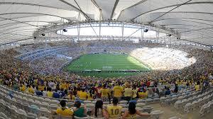 Maracanã: evento religioso